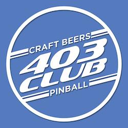 403 Club logo